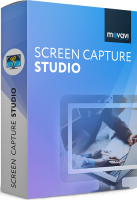 Movavi Screen Capture Studio для Мас 5. Бизнес лицензия