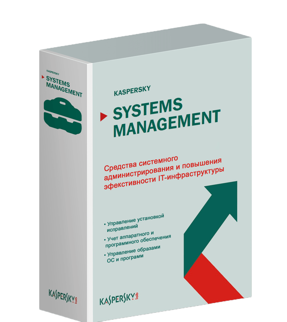 Kaspersky Systems Management Russian Edition. 250-499 System Management Node 2 year Base License