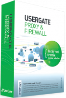 UserGate Proxy & Firewall 6.X (до 50 сессий)